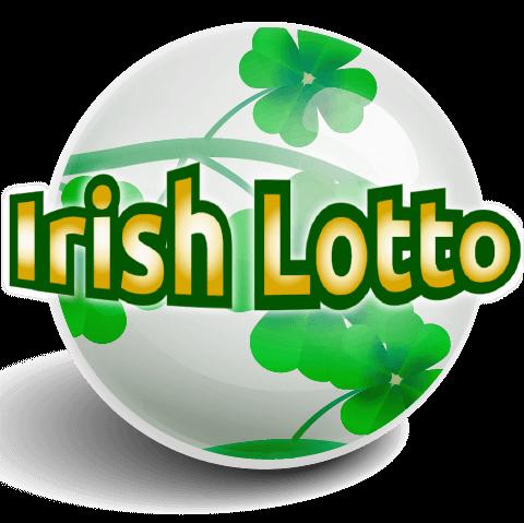 mega-sena - irish lotto logo