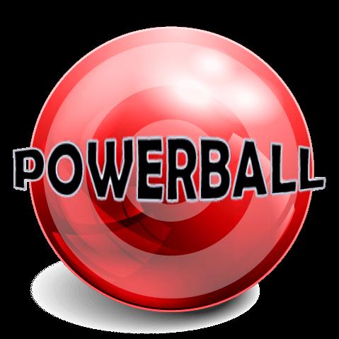 mega-sena - powerball logo